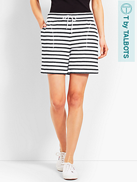 Stargazer Stripe Short