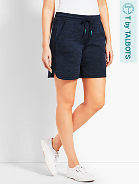 Soft-Drape Jersey Short