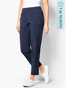 Stretch Slim Cargo Pant
