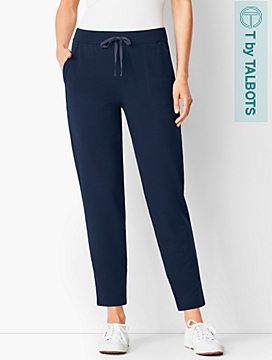Pima Blend French Terry Jogger
