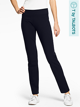 Everyday Straight-Leg Pant
