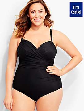 Womans Captiva Miraclesuit®-Black