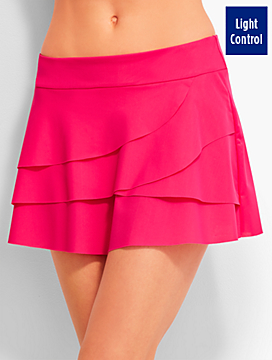 Ruffled Swim Skirt - Miraclesuit®