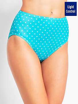 Swim Brief-Poolside Dot