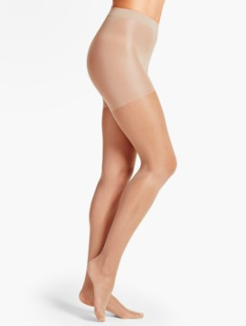 Womans Plus Control-Top Hosiery