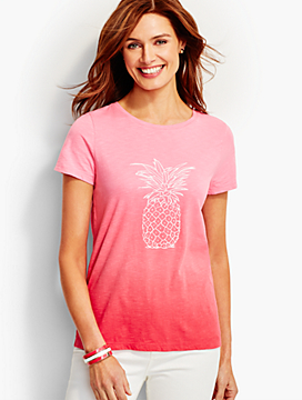 Pineapple Ombre Tee