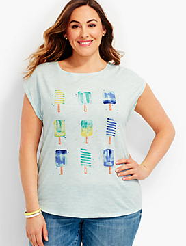 Ice Cream Pops Tee