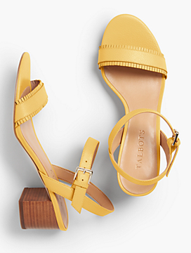 Mimi Fringed Sandals