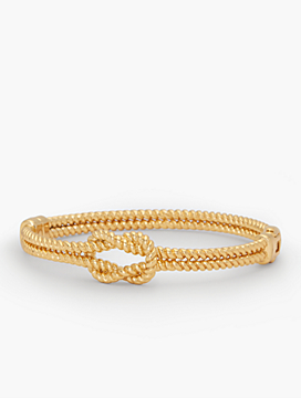Rope Knot Bangle