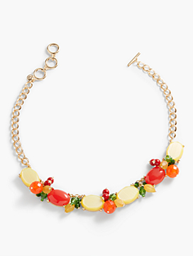 Fruit Medley Necklace