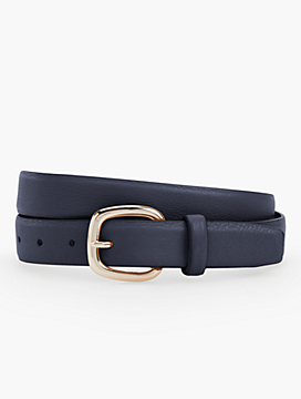 Leather Clean Classic Belt