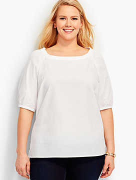 Easy Cotton Top