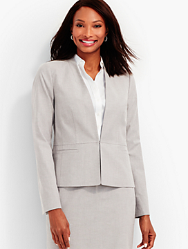 Summer Cotton Suiting Jacket