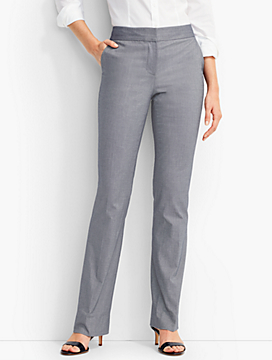 Summer Cotton Bootcut Pant