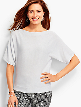 Dolman Sleeve Sweater - Sparkle