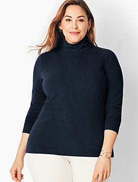 Solid Turtleneck