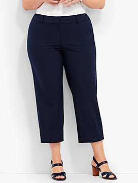 Refined Lindsey Wide-Leg Deck Pant