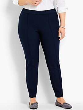 Bi-Stretch Skinny Ankle Legging