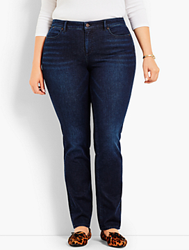 Denim Straight Leg - Empire Blue Wash