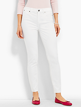 Denim Jegging Ankle - Color