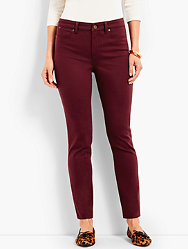 Denim Jegging Ankle-Color
