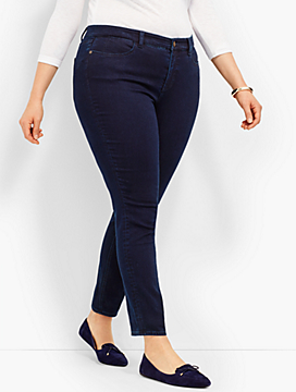 Denim Jegging Ankle - Rinse Wash