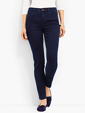 Denim Jegging Ankle-Rinse Wash