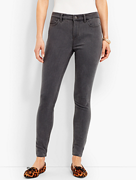 The Flawless Five-Pocket Jegging - Cadet Grey