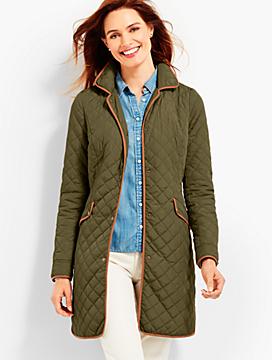 Women's Coats, Raincoats & Jackets | Talbots