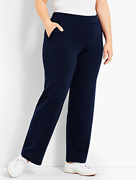 Everyday Relaxed-Leg Pant