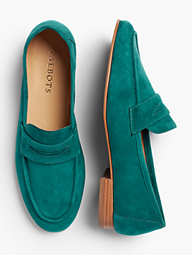Cassidy Loafers - Suede