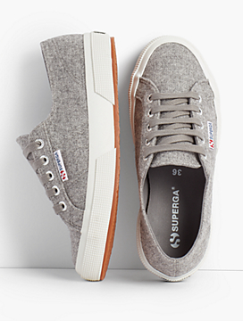 Superga(R) Sneakers - Wool Flannel