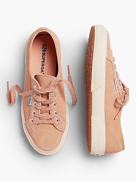 Superga® Sneakers - Suede