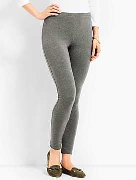 Basic Heathered Legging