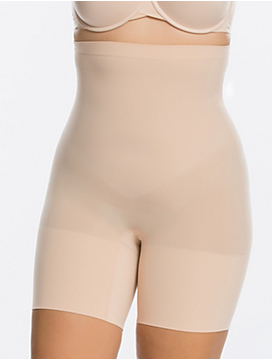 Plus Size Spanx® High-Waist Power Short