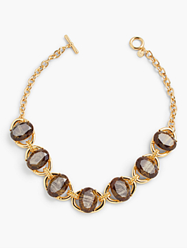 Tiger's Eye Collar Necklace