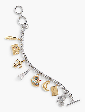 Love from Paris Charm Bracelet