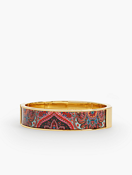 Aristocracy Paisley Bangle