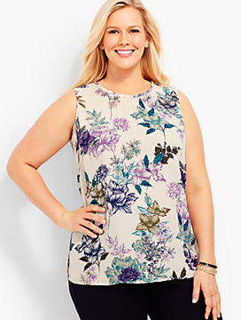 Etched-Botanical Shell