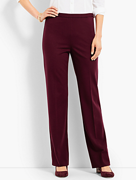 Luxe Knit Trouser Pant