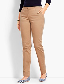 Perfect Chino - Curvy Fit