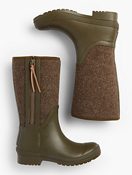Sperry®  Walker Wind Rainboots