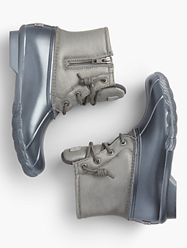 Sperry® Saltwater Pearlized Rainboots