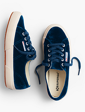 Superga® Sneakers - Velvet