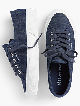 Superga® Sneakers - Denim