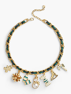 Holiday Charms Necklace
