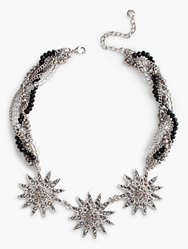 Celestial Statement Necklace