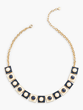 Glimmer Dot Necklace
