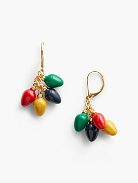 Holiday Lights Earrings