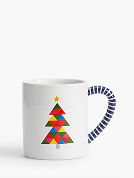 Ceramic Holiday Coffee Mug